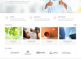 Astrum WordPress Theme Download