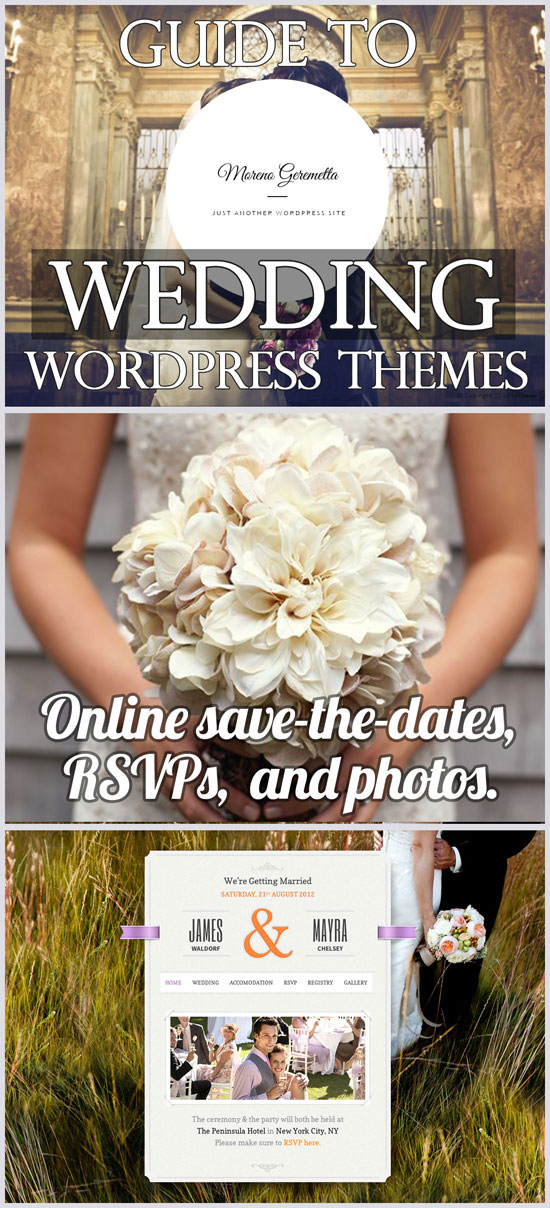 WordPress Wedding Themes Smash Themes