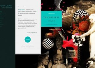Drury Lane WOrdPress Theme for Bands Discography