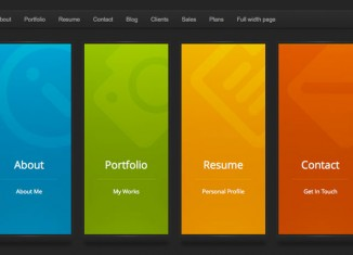 WordPress Resume Themes, CV themes, vCards download