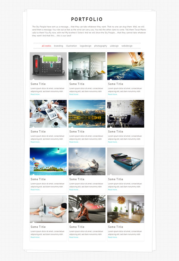 Lucas WordPress Portfolio