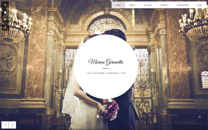 Moreno WordPress Theme