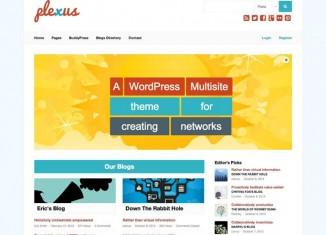 BuddyPress Multisite Theme