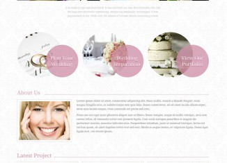 Weddiness WordPress Theme