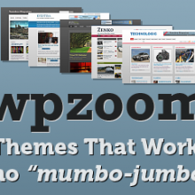 WPZOOM Coupon Codes and Deals