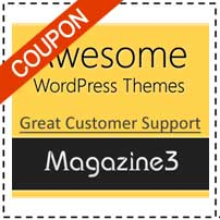 Magazine3 Coupon Codes Promo Discount Codes