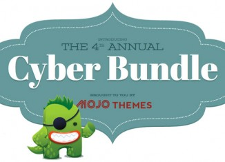 mojo themes cyber monday cyber bundle deal - wordpress themes