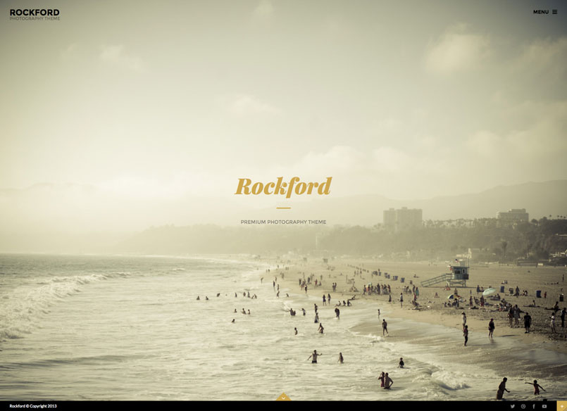 Rockford WordPress Theme