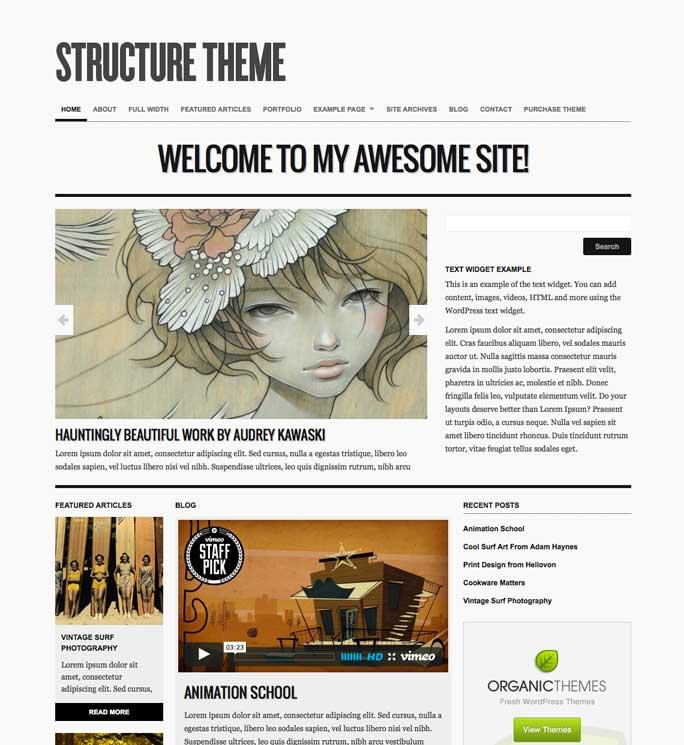 structuretheme