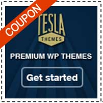 tesla themes coupon codes promo