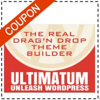 Ultimatum Theme Coupon Promo Code UltimatumTheme