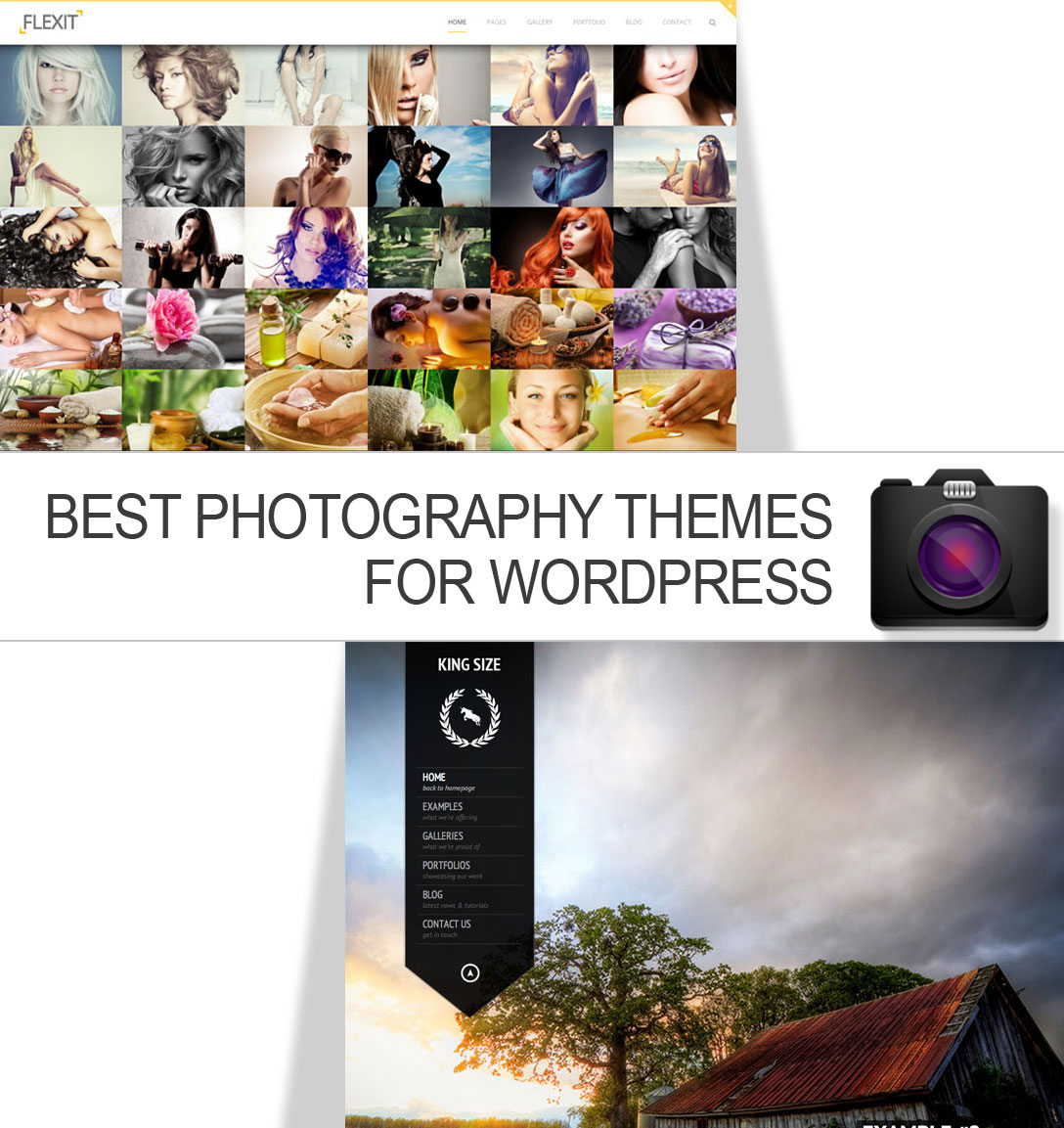 Best WordPress Photography Themes of 2013-2014