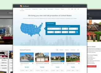 WordPress Real Estate Themes