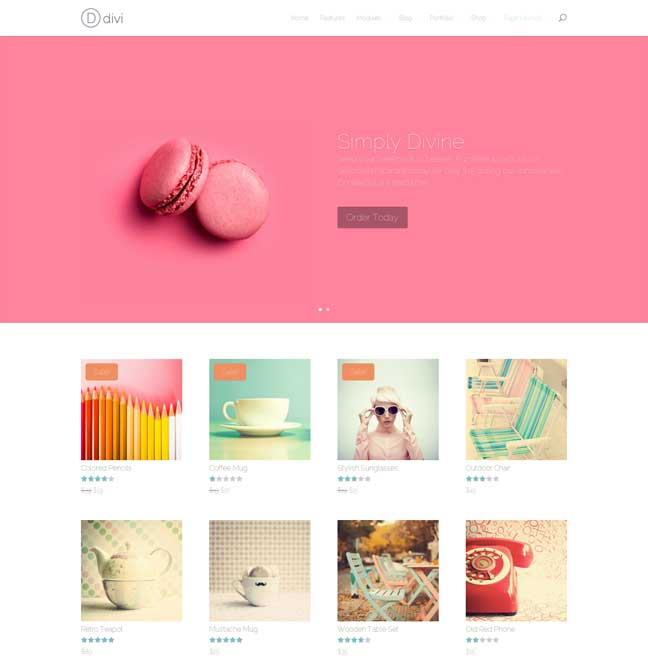 Flat Design WordPress Theme Multipurpose