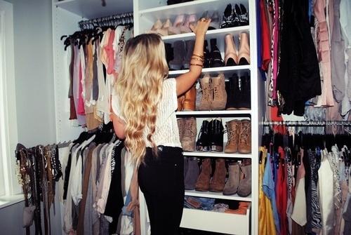 Fashion Blogger Closet Hone Your Style