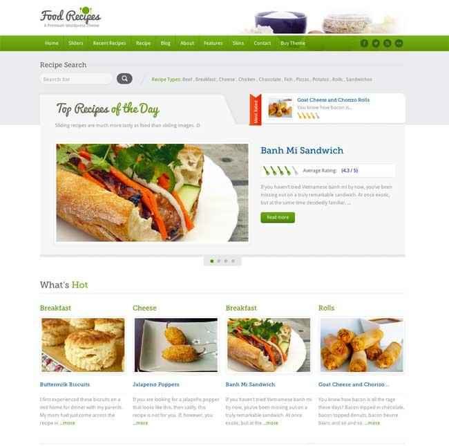 Food-Recipes
