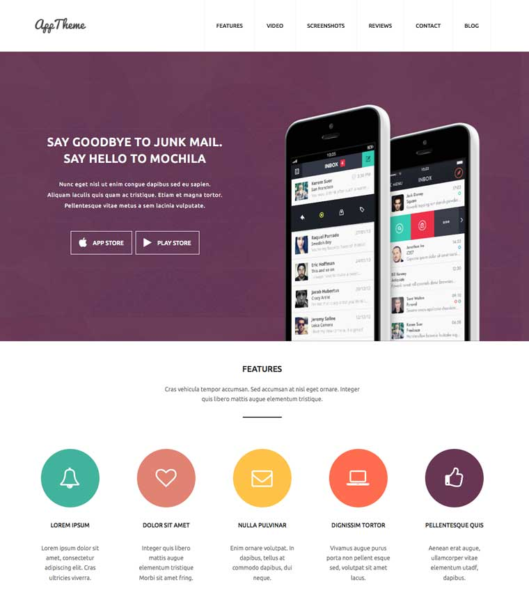 AppTheme WordPress Theme MyThemeShop