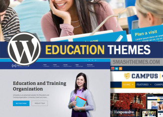 Best WordPress Education Themes 2014