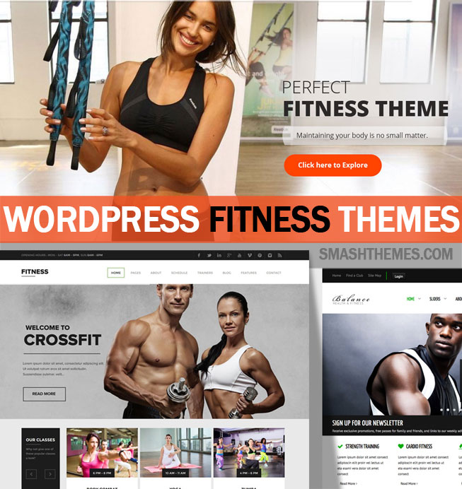 Best WordPress Fitness Themes 2014