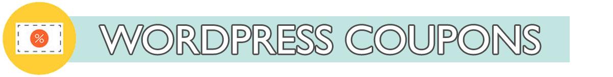 Wordpress Theme Coupons